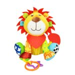 Cute Animal Multifunctional Hanging Baby Doll-Lion