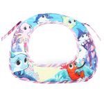 Cute Baby Observation Car Mirror -Ocean