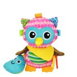 Cute Animal Multifunctional Hanging Baby Doll-Owl